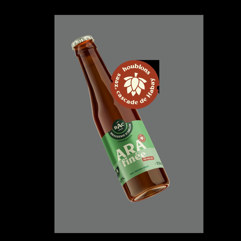 brasserie d'arlon coopérative bac ARAporter ARAfinée ARAluna